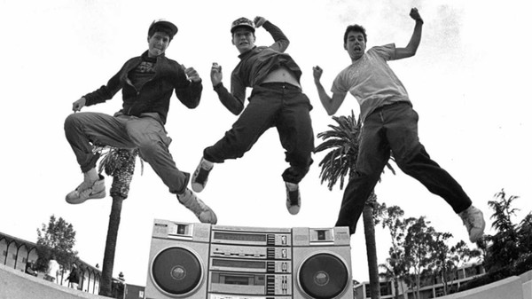 B-Boys boom