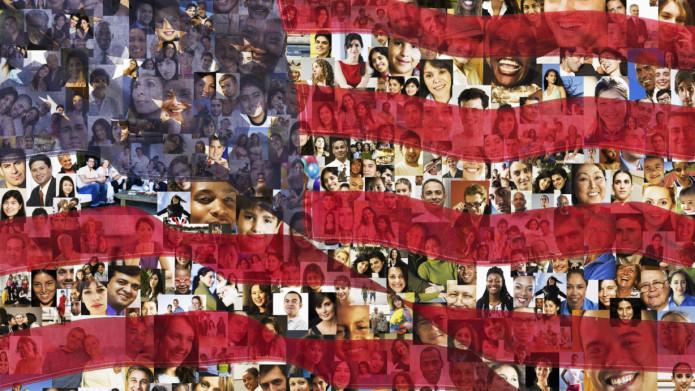 Diversity-in-American-Flag