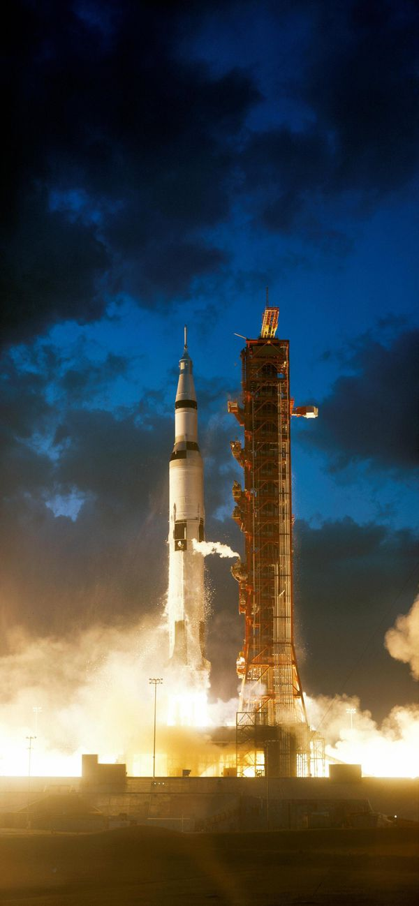 Saturn V Launch